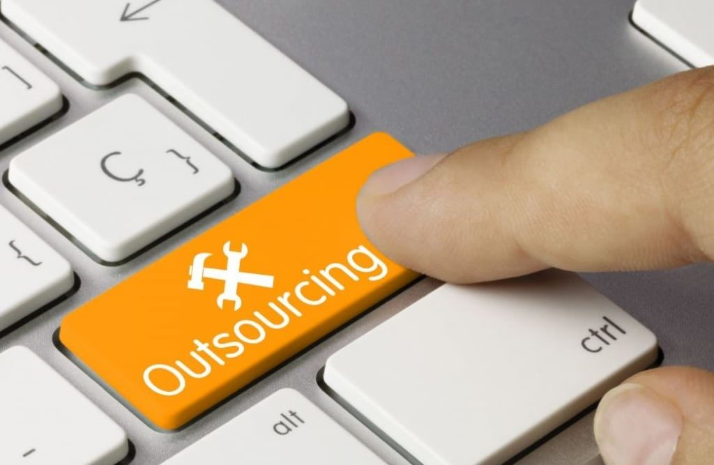 project system through outsourcing
