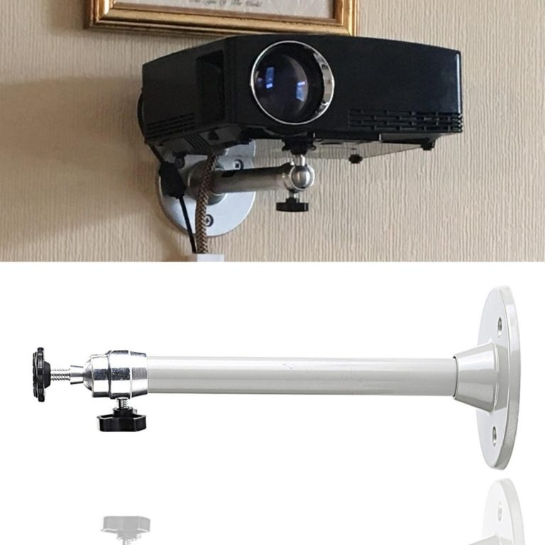 Compared: Table Top, Wall Mounted and Suspended Ceiling Projector Mount Brackets