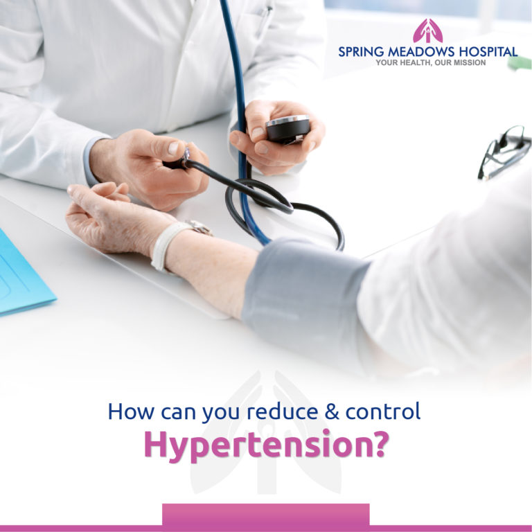 How Can I Reduce and Control Hypertension