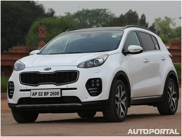 Kia Sportage – Top 5 Things to Know
